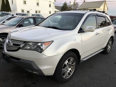 Acura MDX Tech/Pwr Tail Gate 2008
