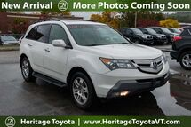 2008 Acura MDX Tech South Burlington VT