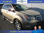 2008 Acura MDX w/ TECH/DVD Tech/Entertainment Pkg