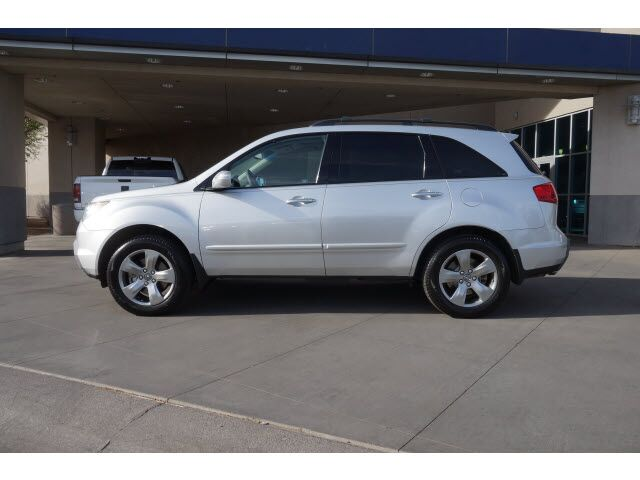 2008 Acura Mdx With Sport And Entertainment Packages Tempe