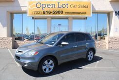 2008_Acura_RDX_5-Spd AT_ Las Vegas NV