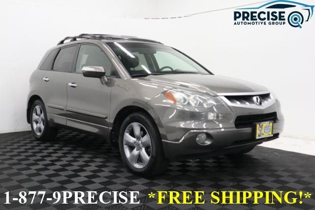 2008 Acura RDX 5-Spd AT with Technology Package Chantilly VA