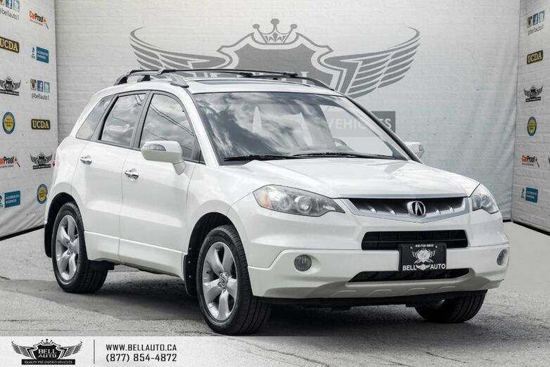 2008 Acura RDX AWD, BLUETOOTH, LEATHER, SUNROOF, HEATED SEATS, PWR & MEMO SEATS Toronto ON
