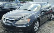 2008 Acura RL CMBS/PAX Package