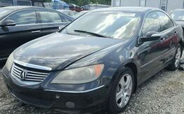 2008_Acura_RL_CMBS/PAX Package_ Jacksonville FL