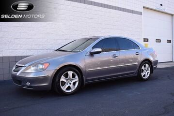 2008_Acura_RL_Tech Pkg_ Willow Grove PA