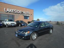 2008_Acura_RL_Technology Package_ Colorado Springs CO