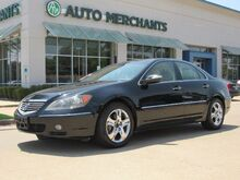 2008_Acura_RL_Technology Package NAV, BACKUP CAM, BLUETOOTH, HTD SEATS, LEATHER, SAT RADIO, AUX INPUT, SUNROOF_ Plano TX