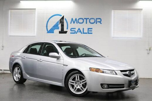 2008 Acura TL 1 Owner Heated Leather! Xenons! Schaumburg IL