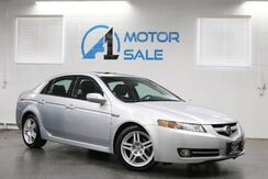 2008_Acura_TL_1 Owner Heated Leather! Xenons!_ Schaumburg IL