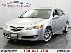 2008_Acura_TL_3.2L V6 Engine FWD w/ Navigation, Rear View Camera, Sunroof_ Addison IL