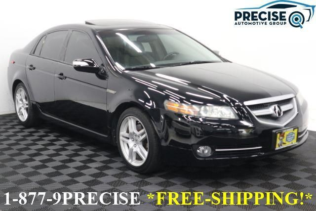 2008 Acura TL 5-Speed AT Chantilly VA
