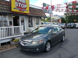 2008_Acura_TL_5-Speed AT_ Pocatello and Blackfoot ID