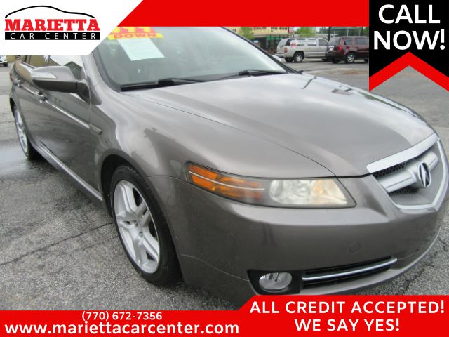 2008 Acura TL 5-Speed AT with Navigation System Marietta GA