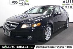 2008_Acura_TL_FRONT WHEEL DRIVR 3.2L SOHC PGM-FI 24 VALVE VTEC V6 ENGINE_ Houston TX