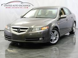 2008_Acura_TL_w/ Navigation, Power Sunroof, Bluetooth Connectivity_ Addison IL