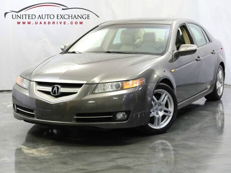 2008 Acura TL w/ Navigation, Power Sunroof, Bluetooth Connectivity Addison IL
