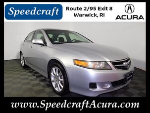 2008_Acura_TSX_5-Speed Automatic_ Wakefield RI