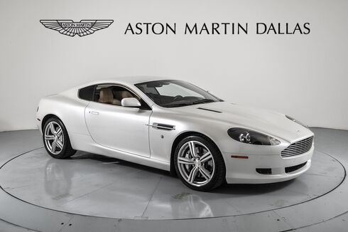 2008_Aston Martin_DB9__ Dallas TX