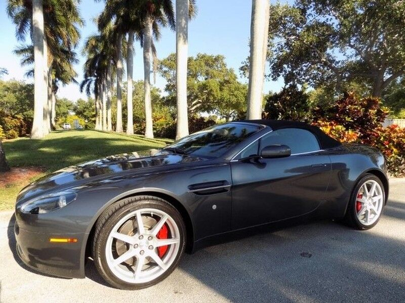 2008 Aston Martin Vantage  Hollywood FL