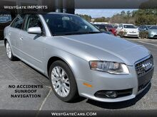 2008_Audi_A4_2.0T_ Raleigh NC