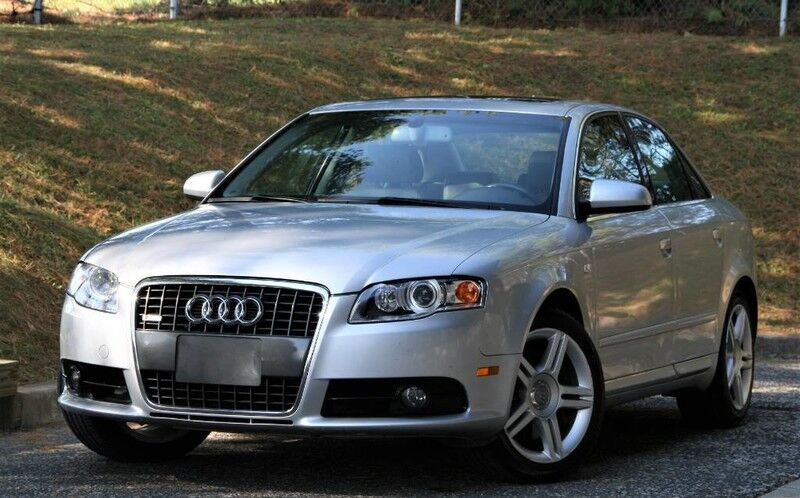 2008 Audi A4 20t Quattro S Line Sykesville Md 27293427