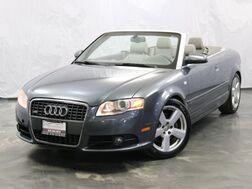 2008_Audi_A4_3.2L Quattro AWD Convertible_ Addison IL