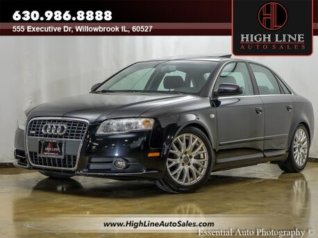 2008_Audi_A4_SE 2.0T_ Willowbrook IL