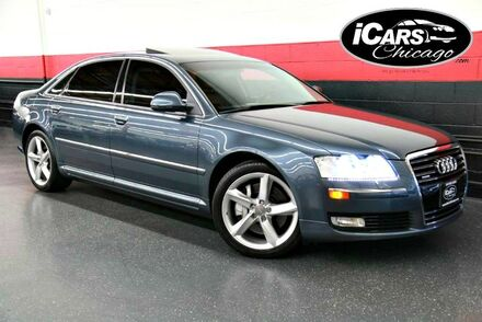 2008_Audi_A8 L_L 4dr Sedan_ Chicago IL