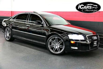 2008_Audi_A8 L_Sport 4dr Sedan_ Chicago IL