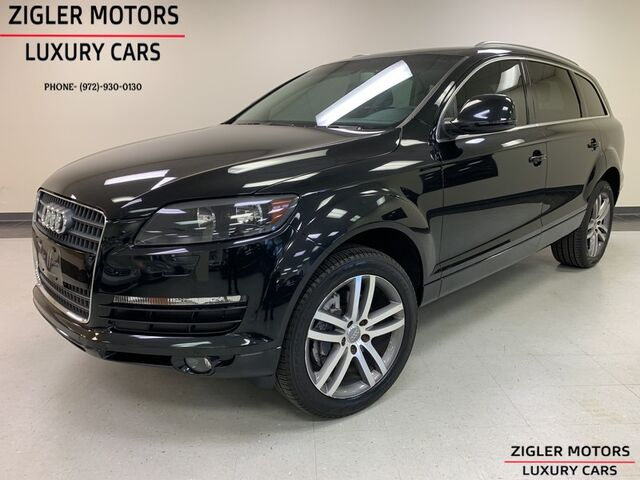 2008 Audi Q7 3.6L Premium 35kmi Clean Carfax Backup Camera CLEAN! Addison TX