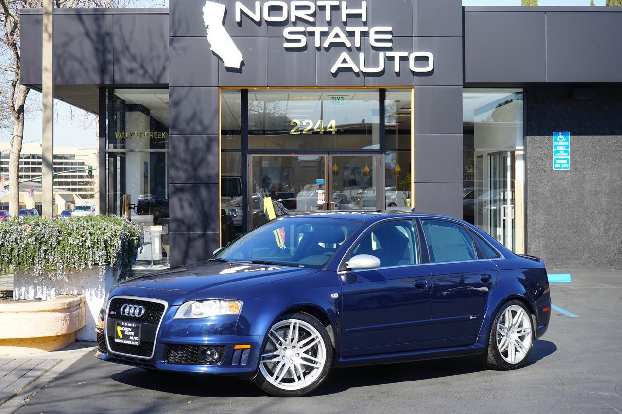 2008 Audi RS 4  Walnut Creek CA