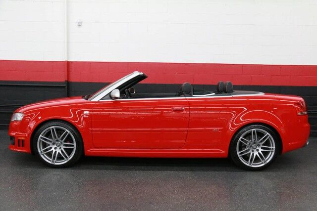 2008 Audi RS 4 2dr Convertible Chicago IL