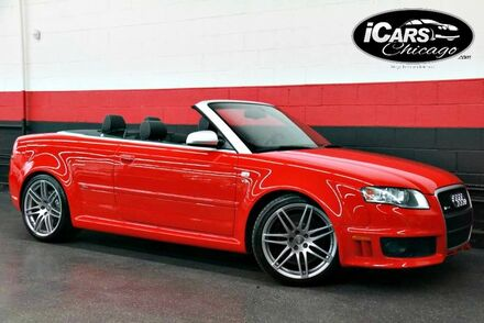 2008_Audi_RS 4_2dr Convertible_ Chicago IL