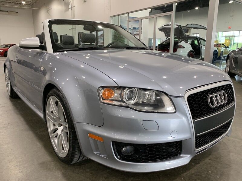 2008_Audi_RS 4_Convertible_ Charlotte NC
