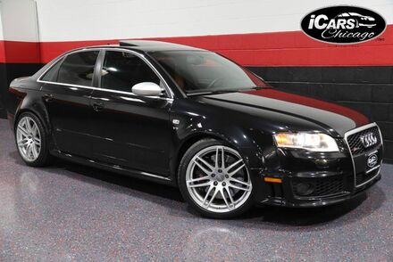 2008_Audi_RS 4_Exclusive Package 4dr Sedan_ Chicago IL