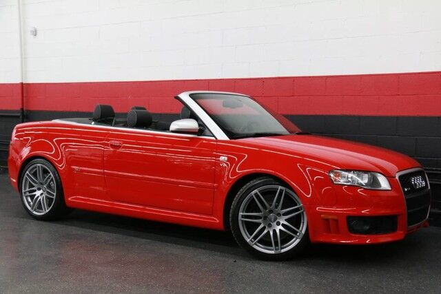 2008 Audi RS4 2dr Convertible Chicago IL