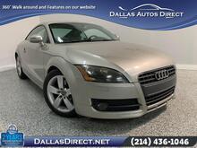 2008_Audi_TT_2.0T_ Carrollton  TX