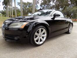 2008_Audi_TT_2.0T Roadster_ Hollywood FL