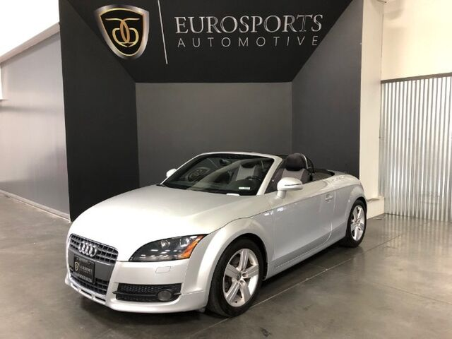 2008 Audi TT 2.0T Salt Lake City UT