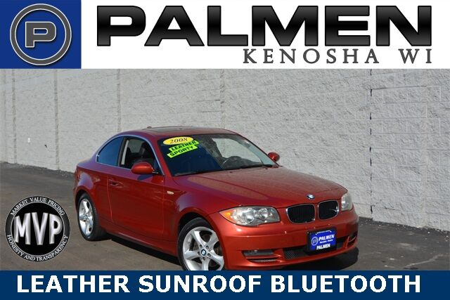 2008 BMW 1 Series 128i Racine WI