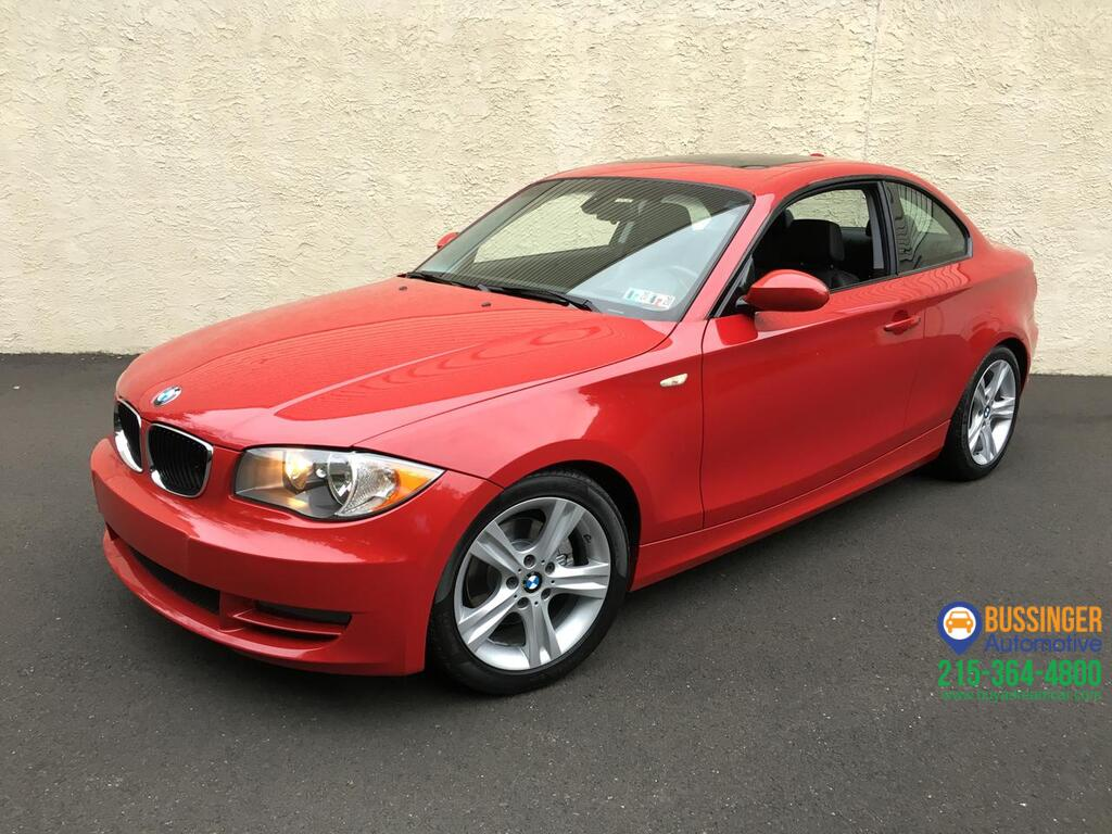 2008 BMW 1 Series 128i SULEV Feasterville PA