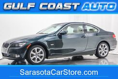 2008_BMW_3 SERIES_335XI LEATHER COUPE WHEELS LOW MILES CARFAX CERTIFIED_ Sarasota FL