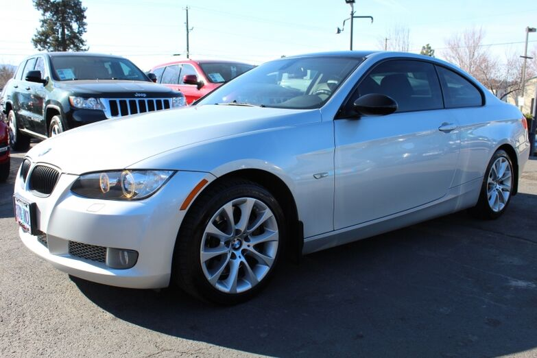2008 BMW 3-Series 2dr Cpe 335xi AWD Bend OR