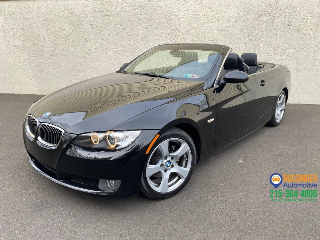 2008 BMW 3 Series 328i - Convertible Feasterville PA