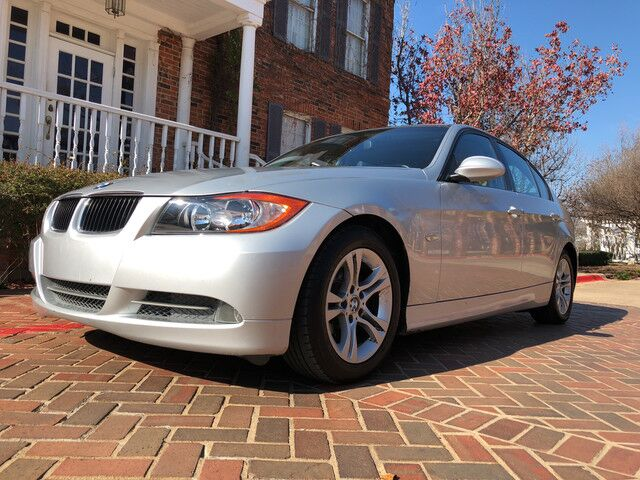 2008 BMW 3 Series 328i 1-OWNER new Lexus trade excellent condition Arlington TX