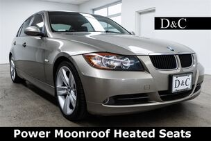 2008 BMW 3 Series 328i Power Moonroof Heated Seats