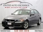 2008 BMW 3 Series 328xi 3.0 AWD Xdrive w/ Sunroof & Daytime Running Lights