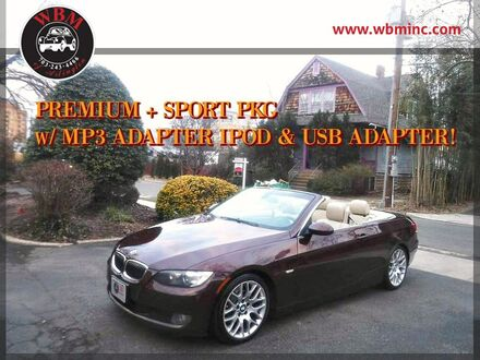 2008_BMW_328i_w/ Sport Package_ Arlington VA