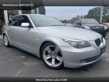2008_BMW_5 Series_528i_ Raleigh NC
